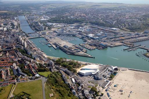 Boulogne site for new land based salmon farm